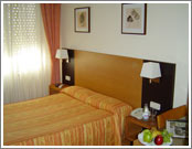 Hotels Madrid, Double room